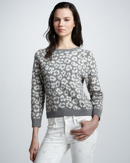 Lita Cheetah Sweater