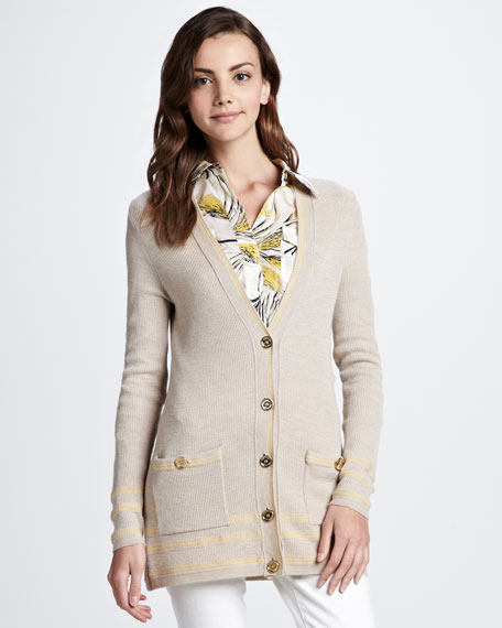Mallorie Ribbed Cardigan