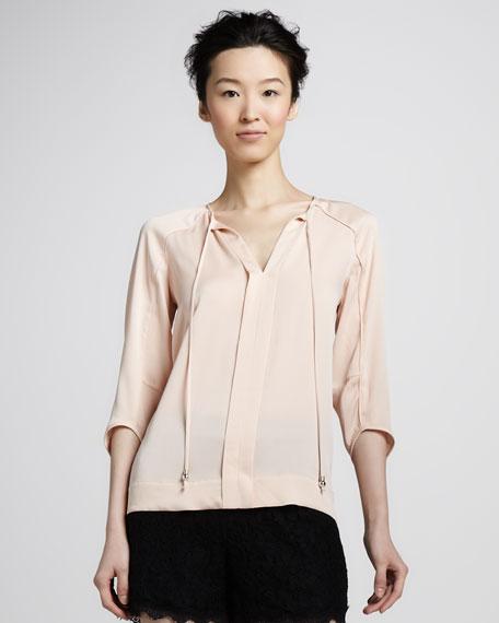 Apona Silk Top