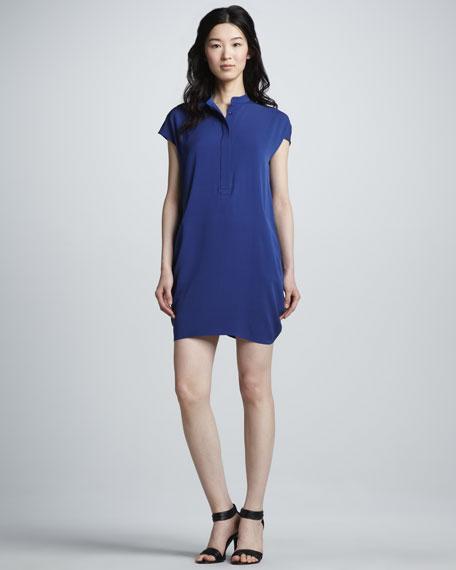 Half-Placket Dress