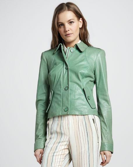 Celia Leather Jacket