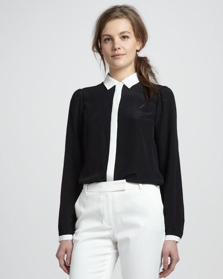 Simone Colorblock Shirt