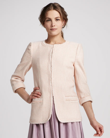 Tevi Long Boxy Jacket