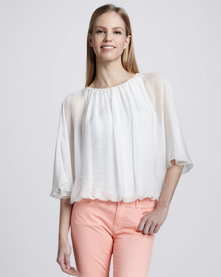 Palmer Drapey Knit Top