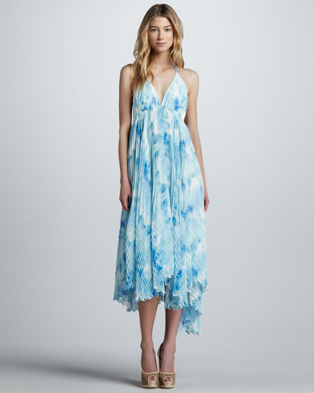 Adalyn Printed Maxi Dress