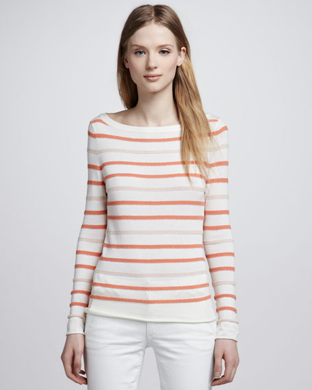 Gayle Textured Sweater
