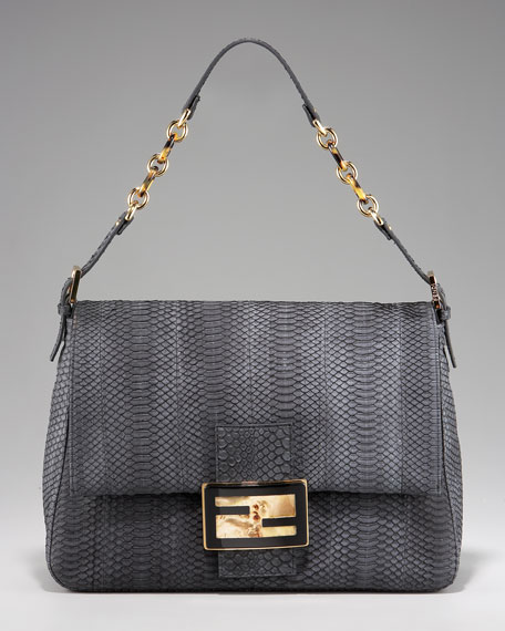 e0728db7620f Fendi Forever Mamma Shoulder Bag