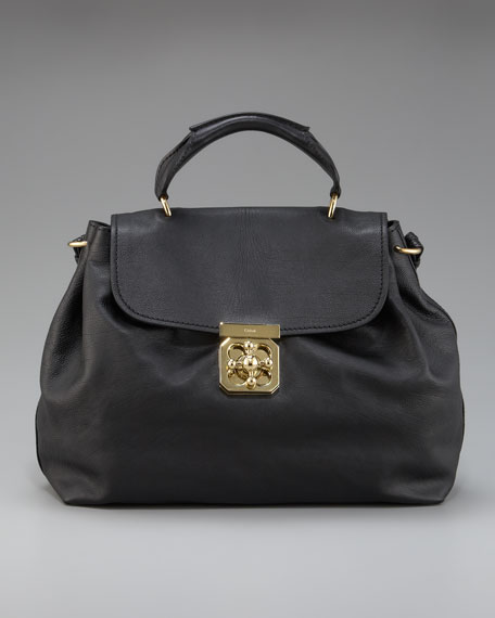 Elsie Front-Flap Bag