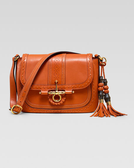 Snaffle Bit Medium Shoulder Bag