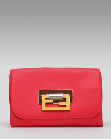 Fendi Fan Shoulder Bag