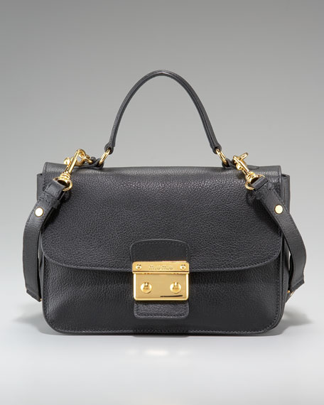 Push-Lock Lady Bag
