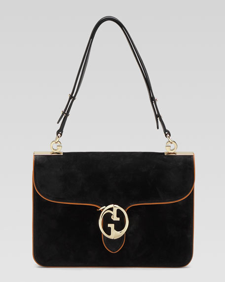 1973 Medium Shoulder Flap Bag