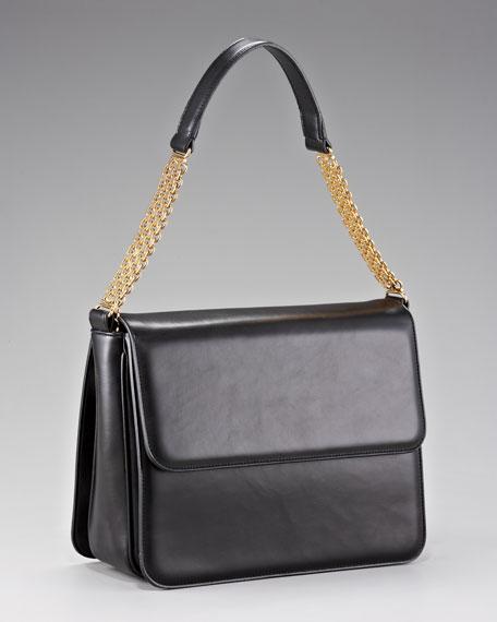 Structured Shoulder Bag