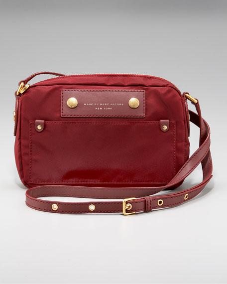 Preppy Nylon Camera Bag Crossbody