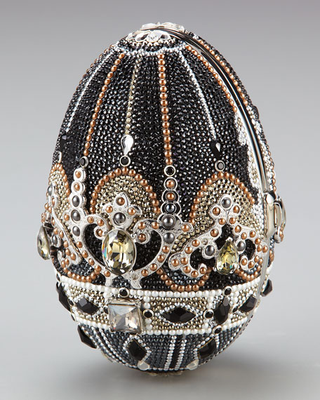 Russian Egg Crystal Clutch