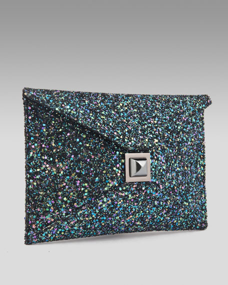 Prunella Envelope Clutch