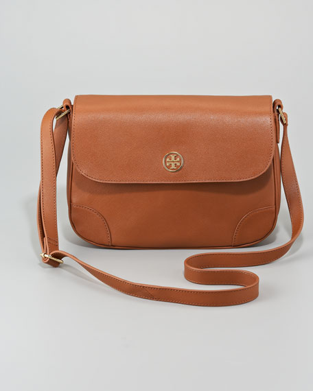Robinson Triple-Gusset Crossbody Bag