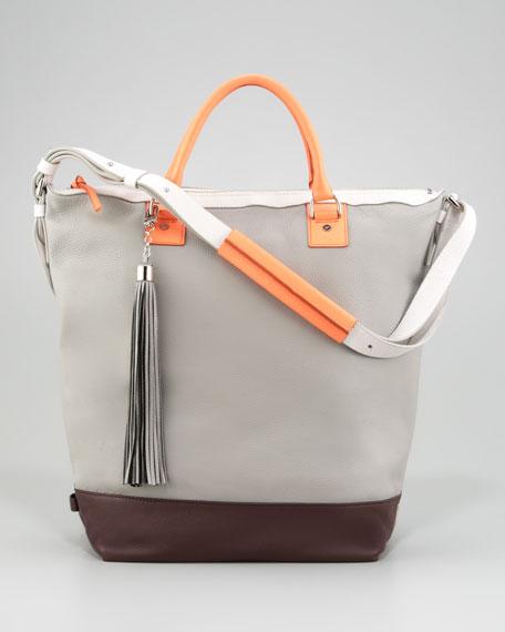 Drew Colorblock Bucket Tote Bag