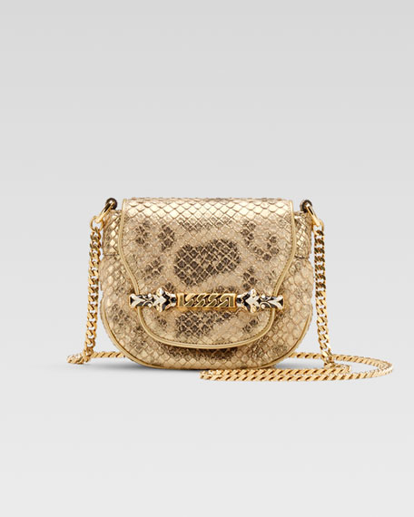 Tigrette Small Flap Shoulder Bag