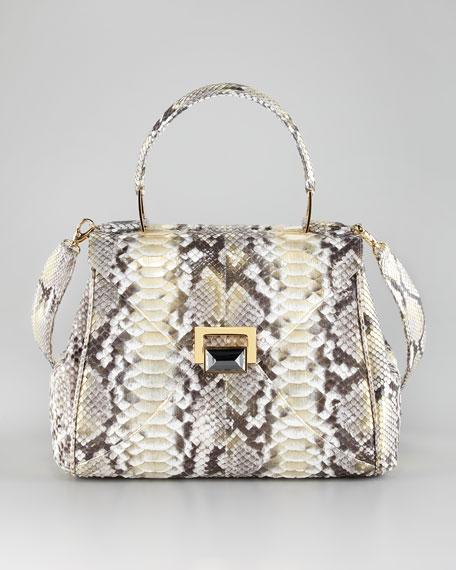 Trinity Python Satchel Bag