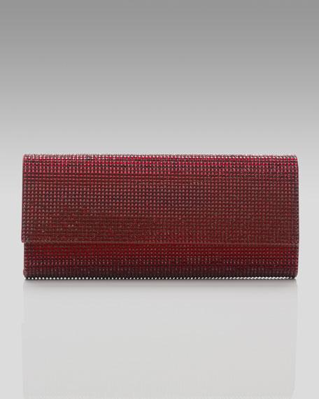 Ritz Fizz Clutch, Crimson