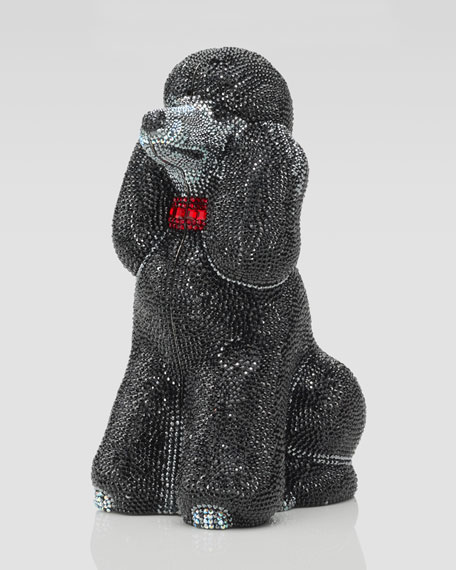 French Poodle Minaudiere