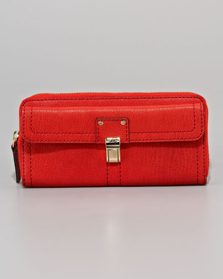 Kelsey Continental-Zip Wallet