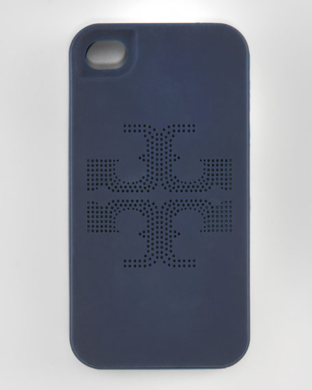 "Kipp Perforated-""T"" iPhone 4 Case"