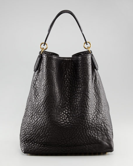 Darcy Lambskin Tote Bag