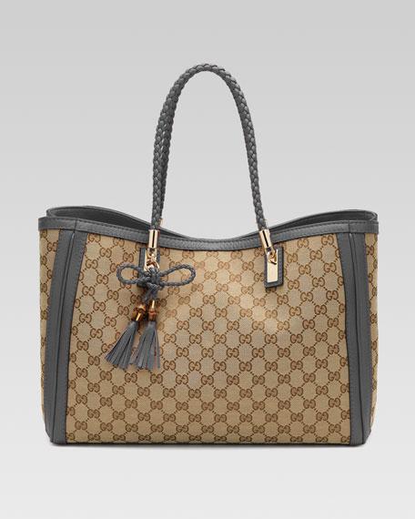 Bella GG Tote Bag, Medium