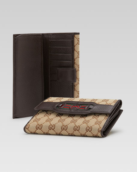 Dressage Continental Wallet