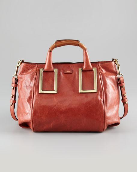 c76e180cb8 Chloe Ethel Zip-Top Tote Bag, Medium