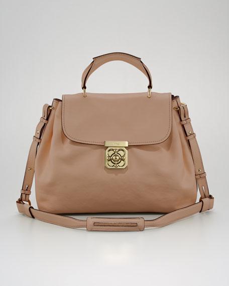 Elsie Satchel Bag, Medium