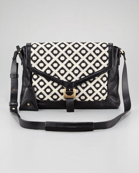 Drew Connect Jacquard Bag