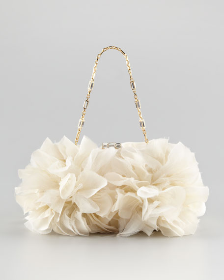Brooke Floral Clutch Bag