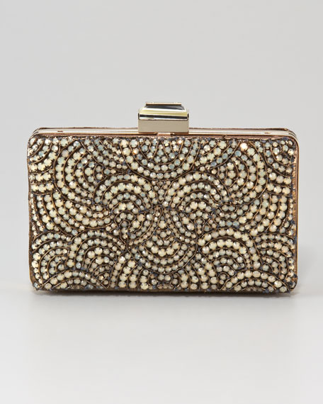 Sea Breeze Crystal Minaudiere