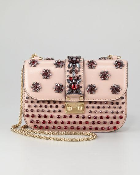 Glam-Lock Flap Bag