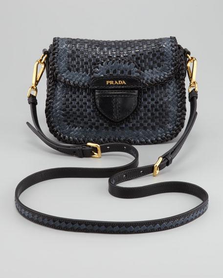 592df926abcd Prada Madras Crossbody Bag