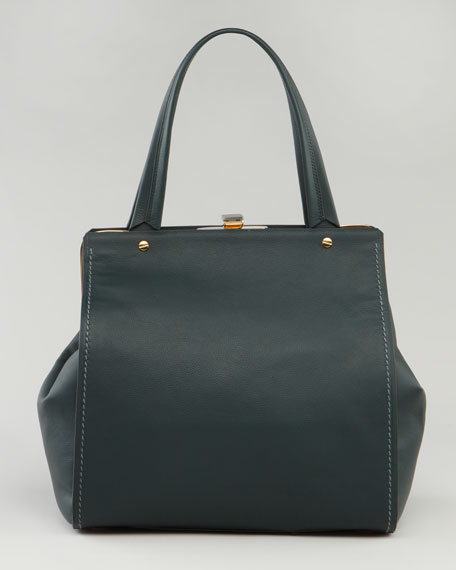 Dr. Lanvin Vertical Tote Bag