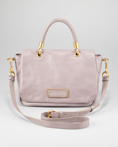 Small Too Hot To Handle Flap-Top Bag