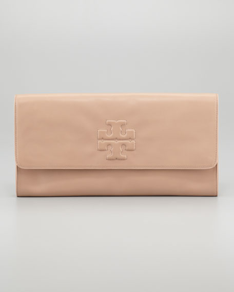Oversized Bombe East-West Clutch Bag