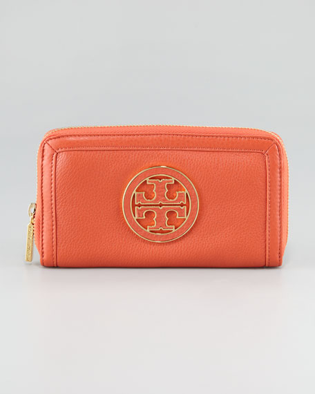 Amanda Zip-Around Continental Wallet