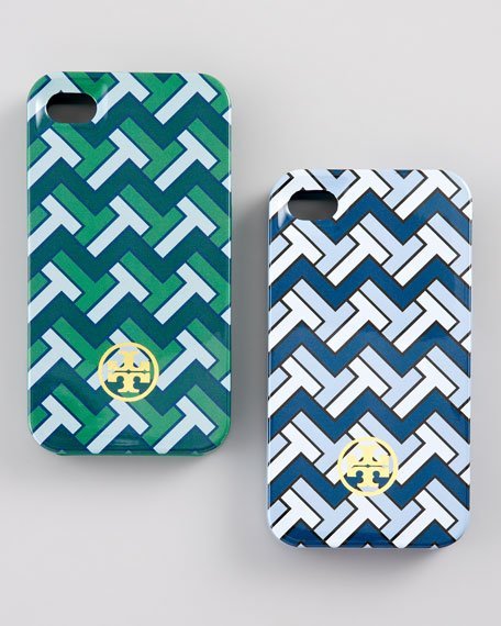 Zigzag iPhone 4 Case