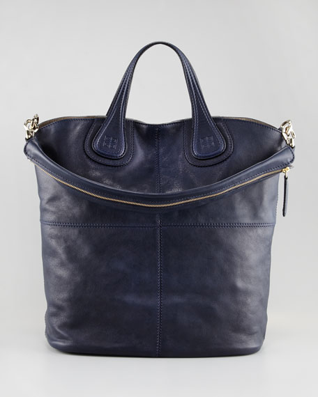 Nightingale North-South Tote Bag