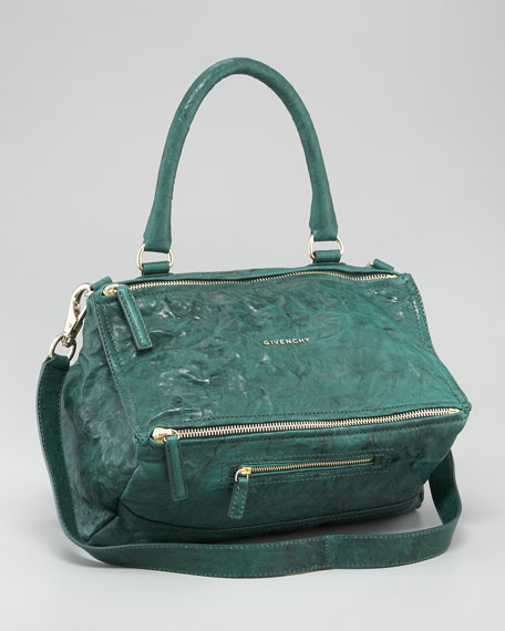 Pandora Leather Bag, Medium