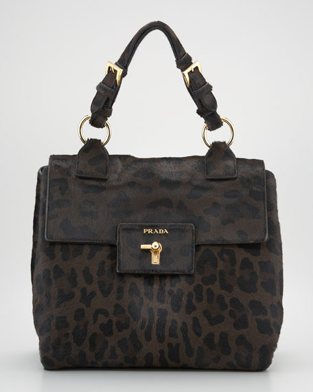 Cavalino Top Handle Tote Bag