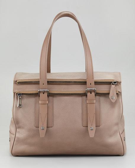 Dorset Kidskin Satchel Bag