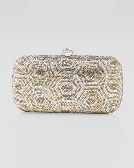 Honeycomb-Crystal Minaudiere