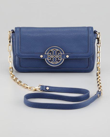 Amanda Mini Crossbody Bag, Indigo