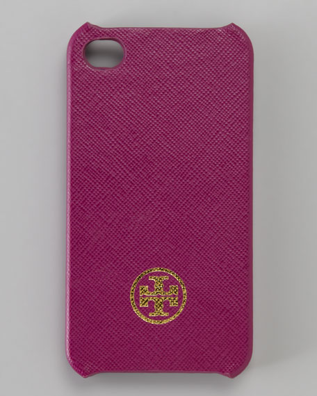 Robinson iPhone 4 Cover, Purple Gem